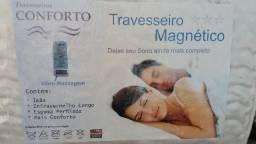 Travesseros magneticos e infra vermelho longo e tambem com vibro massageador