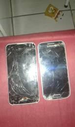 Troco esses dois celulares