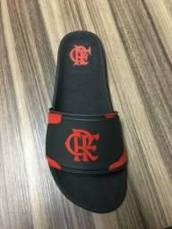 Sandália do Flamengo