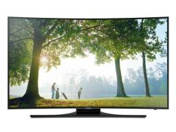 """Smart TV 3D 48"""" Led Curved Samsung"""