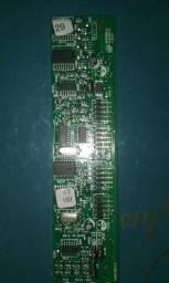 Placa id/mf Intelbras.4linhas
