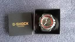 Relógio G - Shock Mudmaster Vermelho e Preto