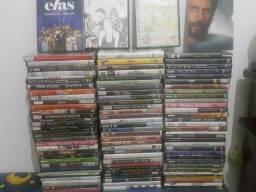 Coletânea de DVDs de músicas e shows + baú URGENTE