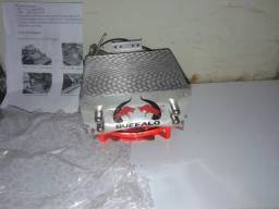Buffalo heat pipe cpu cooler