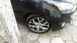 Vendo rodas e pneus usados aro 17