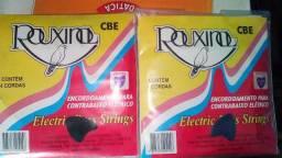 Encordamento para contrabaixo elétrico 4 cordas 2 unidades (R$ 25,00 cada)