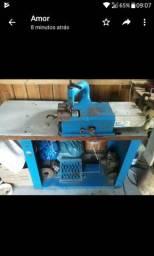 Máquina para fazer calçados