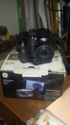 Maquina fotográfica semiprofissional