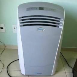 Ar condicionado portátil Olímpia Splendid 12000 btus Quente frio