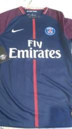 Camisa PSG I 17/18 Nike - Masculina