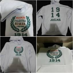 Produtos personalizados do Palmeiras