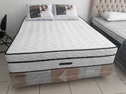 Líquida mostruário - super oferta cama box queen