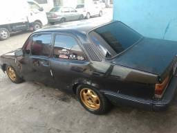 Chevette 1.6 Preto - 1987