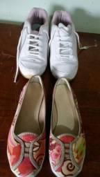 Calçados femininos 36. 26 reais