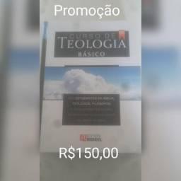 Coletânea de livros TEOLOGIA