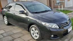 Toyota Corolla XEI Preto 2.0 16V 10/11 com apenas 68.910 km - 2011