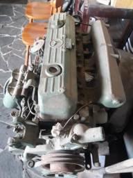 Motor 366 mercedes