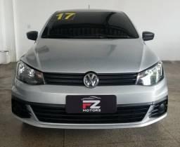 Gol G7 3 cilindros 2017 Baixa km - FZ Motors - 2017