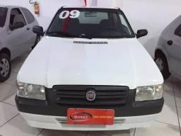 Fiat Uno Mille com ar condicionado - 2009