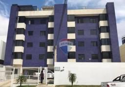 Apartamento com 2 dormitórios à venda, 65,84 m² por r$ 220.000 - candeias - vitória da con