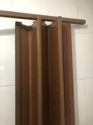 Porta sanfona 80cm