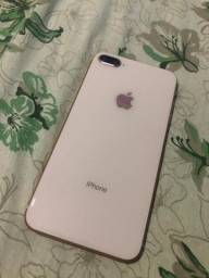 IPhone 8 Plus Gold - parcelo no cartão