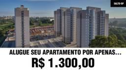 Alugue seu Apartamento em Salto/SP por R$ 1.300,00