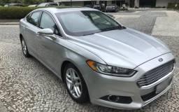Fusion 2013 2.5 flex prata blindado n3A impecável!!! 2019 pago - 2013