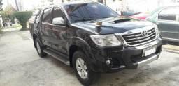 Toyota hilux srv 3.0 11/12 top de linha único dono - 2012