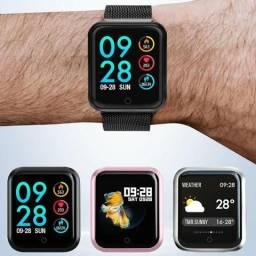 Smartwatch T80 / P70 P70 p68 novo na caixa