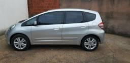 Honda fit 2014 EX automático - top linha - 2014