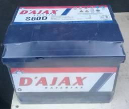 Bateria 60 amperes nova R $ 149,00