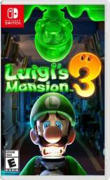 Luigi Mansion 3 - 30 dias - jogo digital Switch