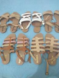 Sandálias rasteiras