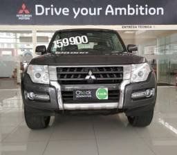 Pajero Full 3 Pts Gas V6 3.8 Gasolina Impecavel - 2018