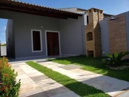 Casa Plana 02 quartos, Bairro Novo Ancuri. CH06