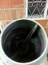 Vendo esta betoneira de 150 litros parselo no cartao até 12 vezes