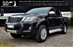 Hilux 14/15 SRV flex 2.7 AT