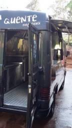 Trailer Van Food Truck