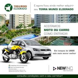 Terra Mundi Eldorado- Entrada de 10 mil reais