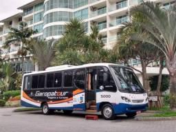Micro ônibus executivo completo