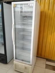 Expositor refrigerado Visa Cooler Fricon 248L, 110v, Usado Frete Grátis