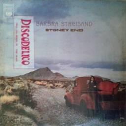 """LP Vinil Barbra Streisand """"Stoney End"""" de 1971"""