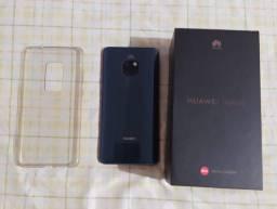 Huawei mate 20. 6 de RAM e 128 de memoria interna. Celular praticamente novo.