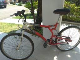 Bicicleta Caloi Montana 21 v ( 21 Marchas), rara, em perfeito estado -Pouco usada