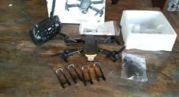 Drone Tornado Pro Câmera 1080p, RC, Flip 360°