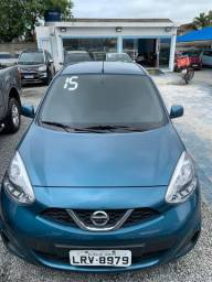 Nissan march 2015 1.6 Completo