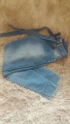 Calça jeans levanta bumbum 38