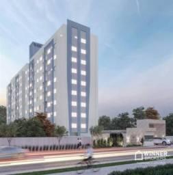Apartamento com 2 dormitórios à venda, 51 m² por R$ 190.000 - Jardim Aclimação - Maringá/P
