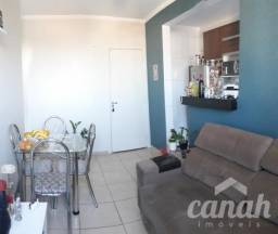 Apartamento à venda com 2 dormitórios em Jardim paulistano, Ribeirão preto cod:16486